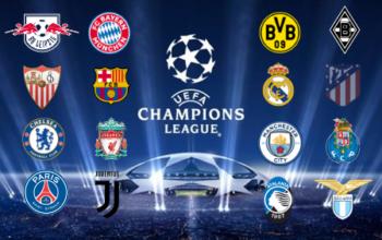Лига Чемпионов 2020-2021
