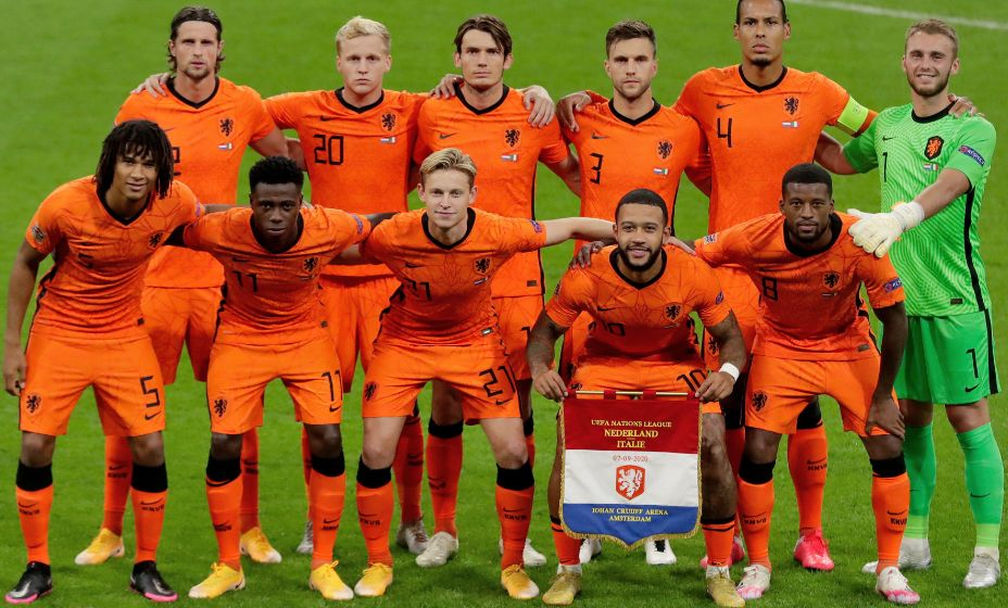 Сборная Нидерландов по футболу