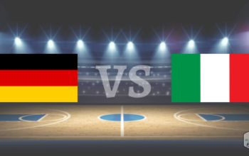 Германия против Италии по Баскетболу